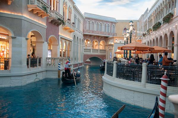 Hotel Venetian Vegas