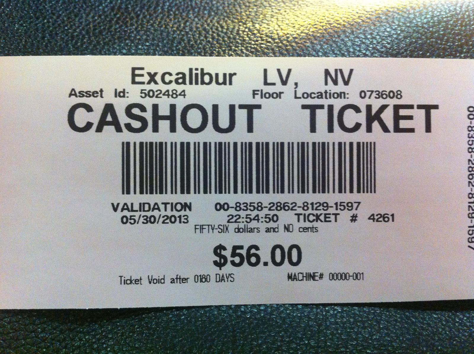 Pierwsza wygrana w Vegas