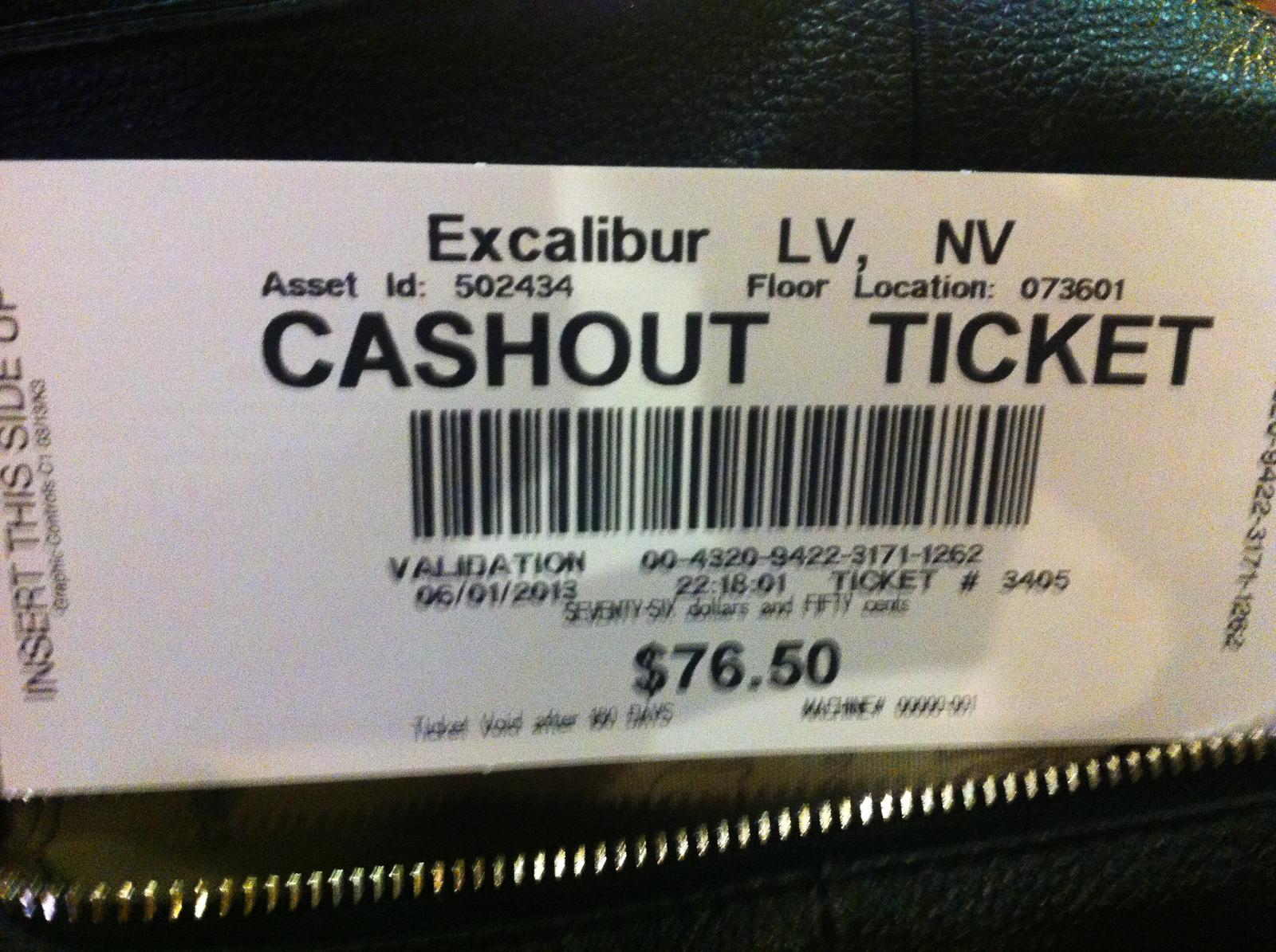 Pomnożona wygrana w Vegas