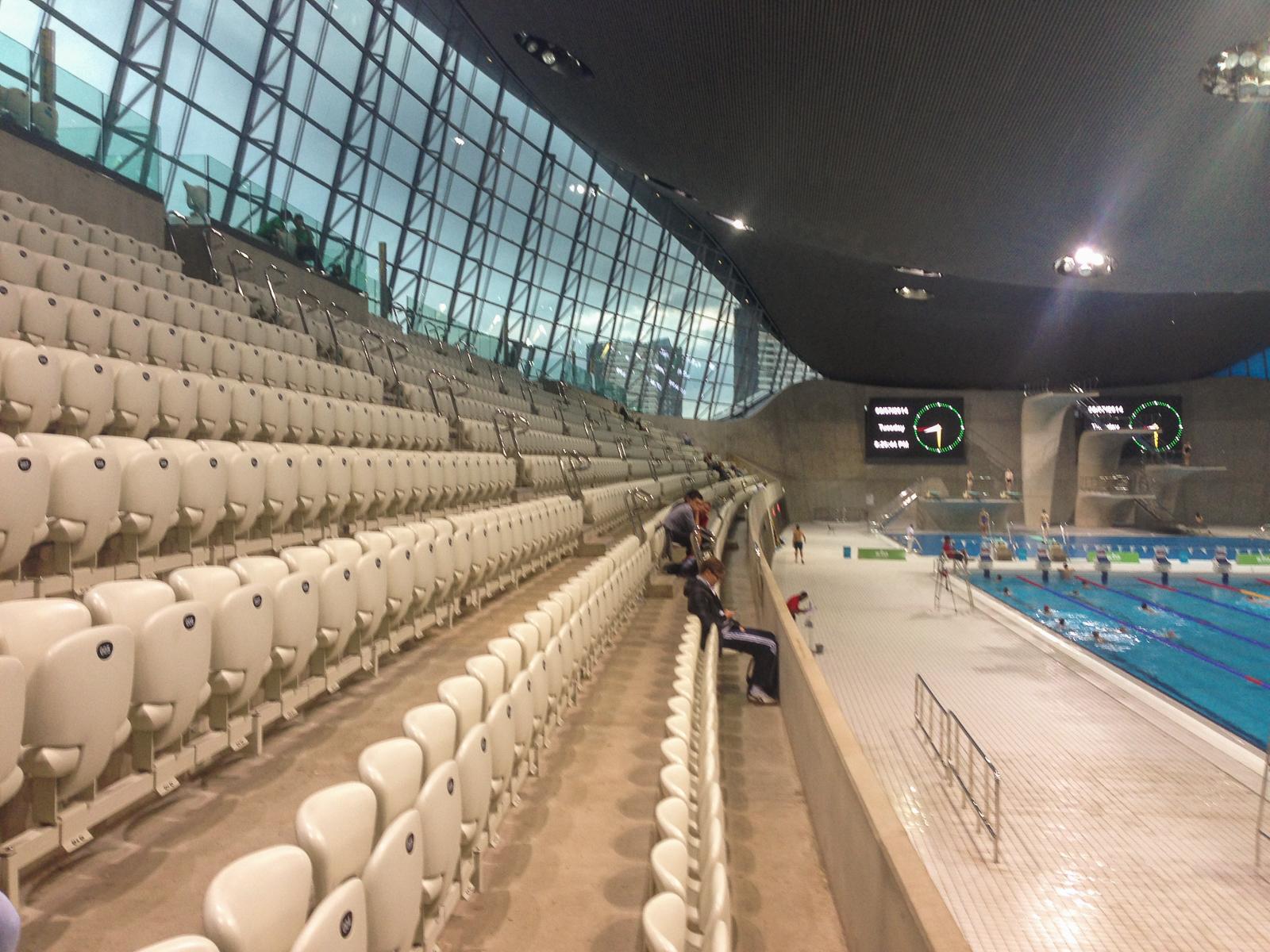 London Aquatics galeria