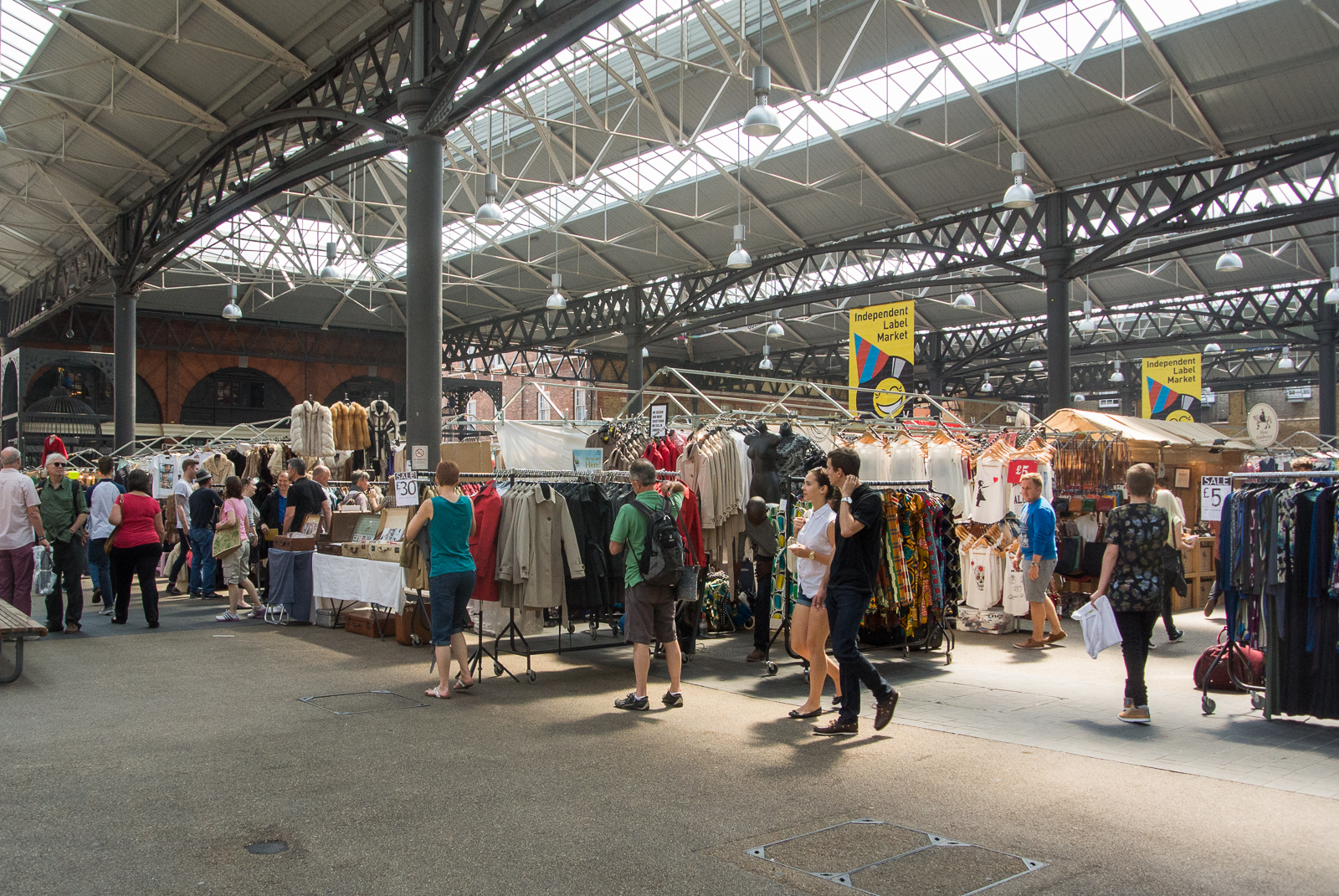 spitafields market londyn