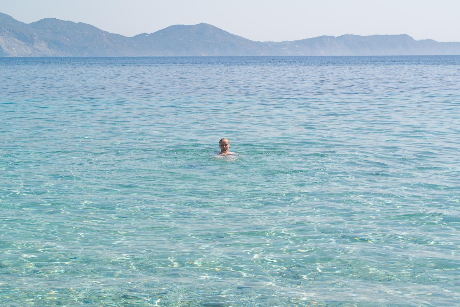 Grecja, Wyspa żółwi